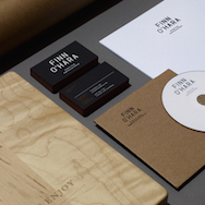 Tag Collective - Brand identity for photographer Finn O_Hara