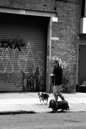 Julien Ysebaert - New York City, Sept. 2011