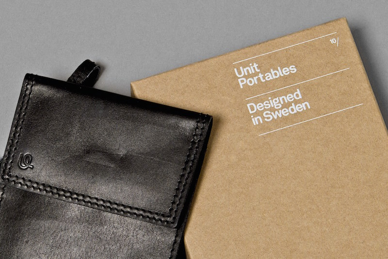 Kurppa Hosk - Branding and packaging for Unit Portables