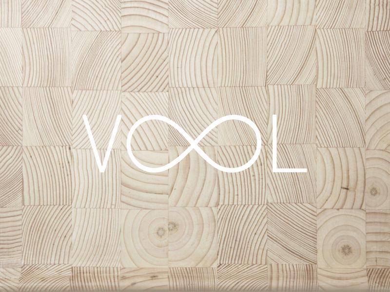 Lesha Galkin - Vool, wooden laptop stand