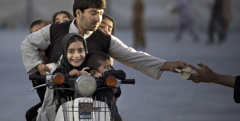 Anja Niedringhaus - Afghanistan, 2013