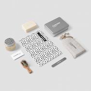 Anna Trympali - Branding for Corinne Cosmetics, Mars 2015
