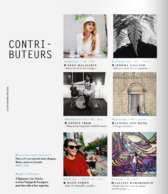 Merci pour l'adresse - Issue 1, Avril 2015