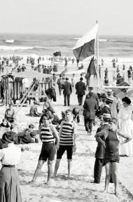 Bathing at Atlantic City, c.1910