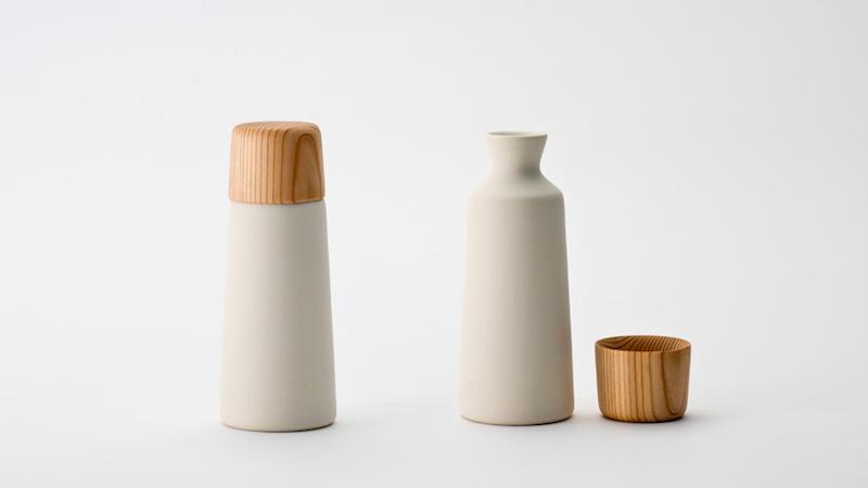 Kazuya Koike, Doogdesign - Sake cups