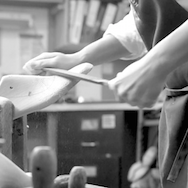 The Art of Shoe Making - Emiko Matsuda from Foster and Son crafting a bespoke brogue from start to finish