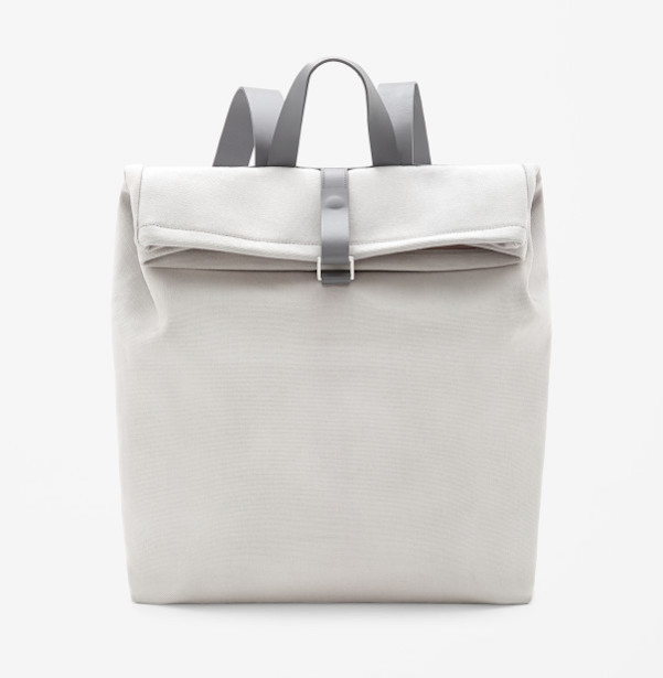 Serpentine Bag' by COS and The Serpentine Galleries SayItWithSilence