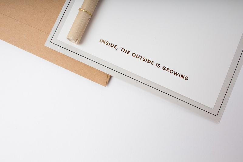 Lord Whitney - The Wood Beneath The World for Passport Design Bureau