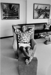 Mark Edward Harris - Helmut Newton