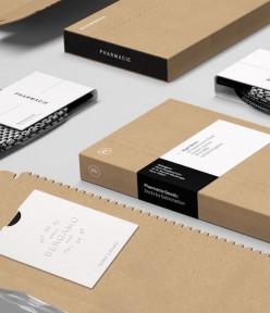 Socio Design - Packaging for Pharmacie Goods