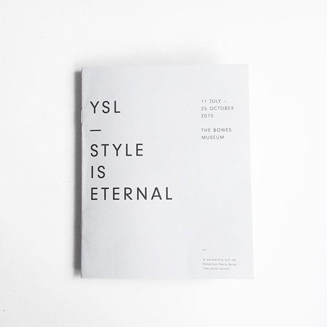 013318cf5b7 The Bowes Museum and Fondation Pierre Bergé - Yves Saint Laurent - Style is  Eternal,