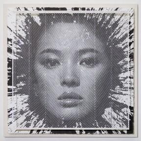 Yoo Hyun - Papercut artwork