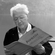 Adrian Frutiger,Typographer (May 24, 1928 - September 10, 2015)