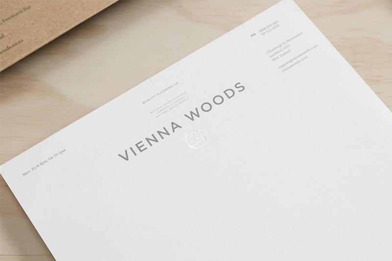 Anagram - Branding for Vienna Woods, New Zealand