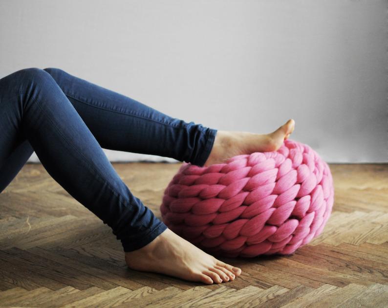 Ohhio - Giant knitting
