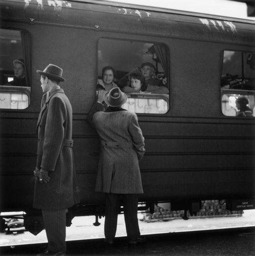 Gunnar Smoliansky - Stockholm, 1956