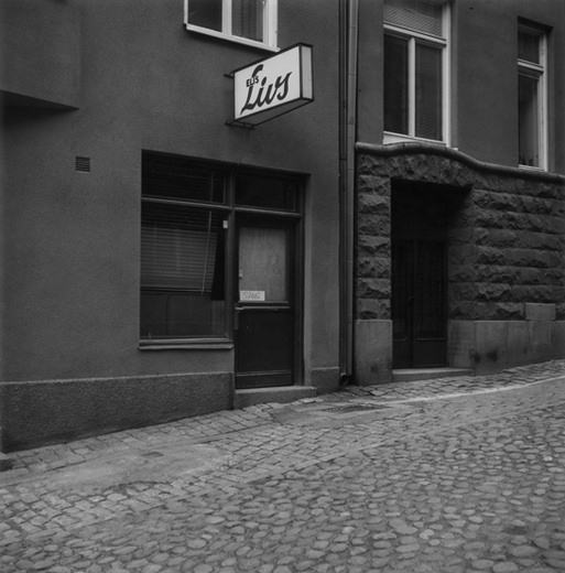 Gunnar Smoliansky - Stockholm, 1976
