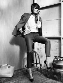 Caroline de Maigret by Sonia Sieff for D Magazine