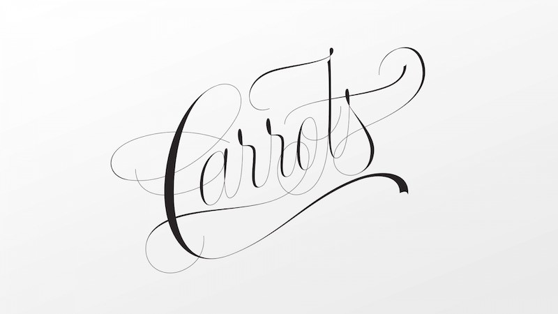 dia.tv - Branding for Carrots clothing