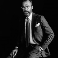 Lalle Johnson, stylist and men's fashion consultant - Founder of Mr. Johnson's Wardrobe
