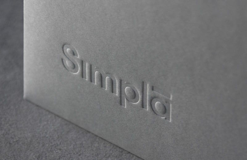 studio For brands - stationary for Simpla