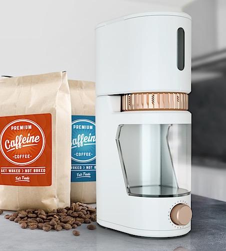 Coffee grinder by GIR