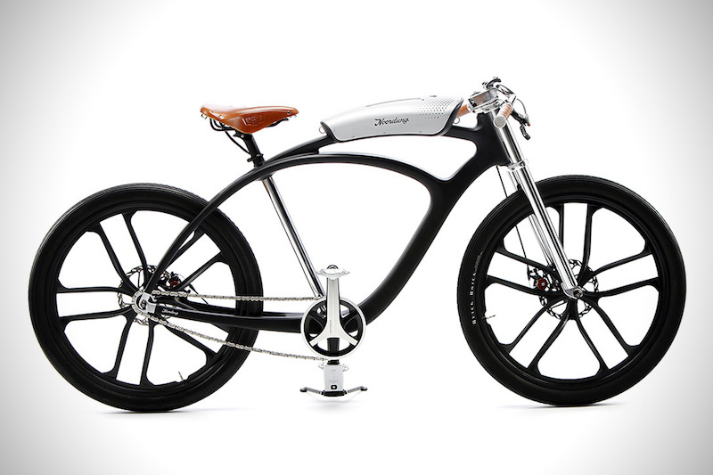 Noordung - Electric Bike Angel Edition