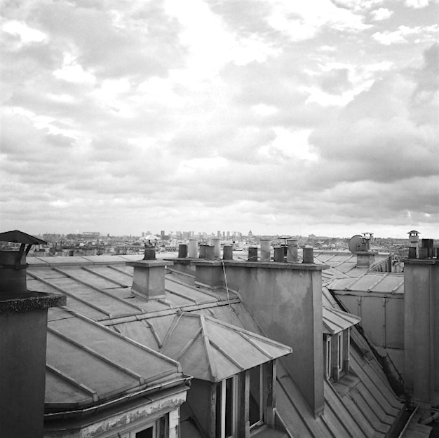 In The Mood for Paris - In the mood for Parisian rooftops