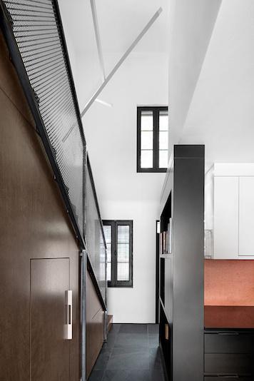 Maxime Moreau - Residence LeJeune for MXMA architecture, Montreal