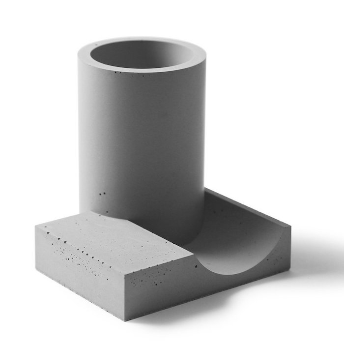 Kohezi - Concrete pen holder