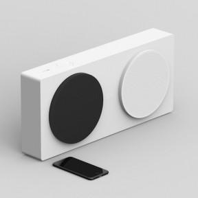 Quinn Fitzgerald - Stereo_1 speaker concept for Native Union, 2017