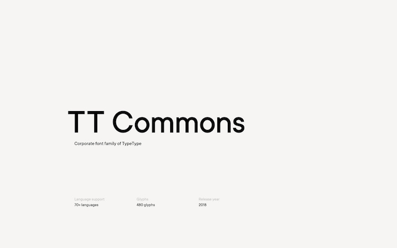 TypeType Foundry brand identity by Pavel Emelyanov, 2017