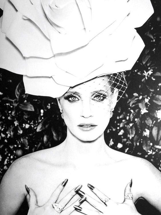 Ellen von Unwerth - Jessica Chastain
